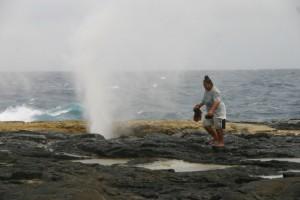 Samoa Blowholes