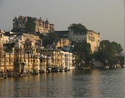 Der Citypalast in Udaipur