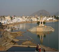 Pushkar - Pilgerstadt der Hindi